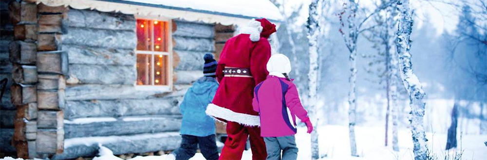 Lapland Adventure 3/4 Nights